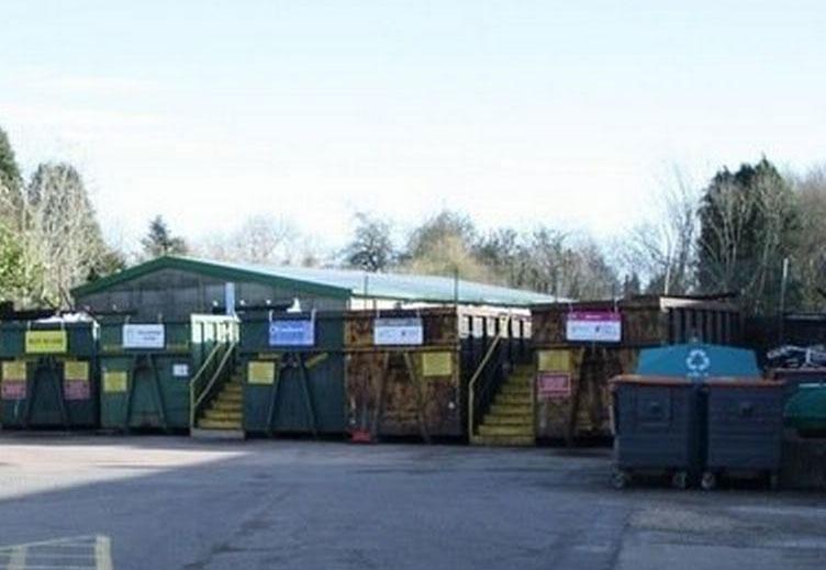 Forest Row Rubbish Dump